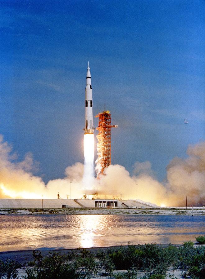 apollo missions launch site - photo #26