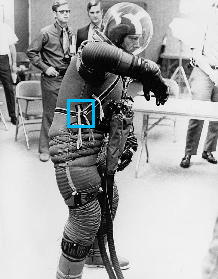 apollo a7l spacesuit - photo #40